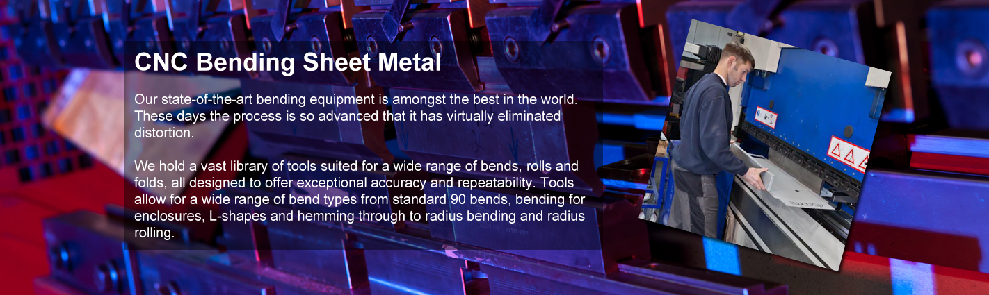 UK Based Sheet Metal Services