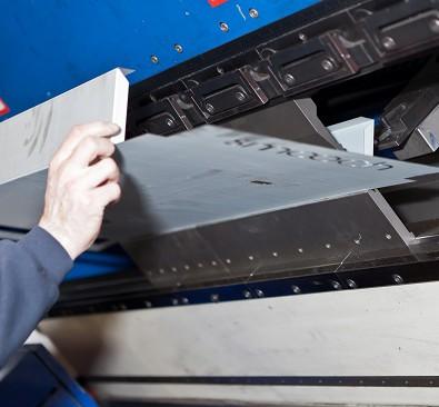 CNC Bending Sheet Metal Operator