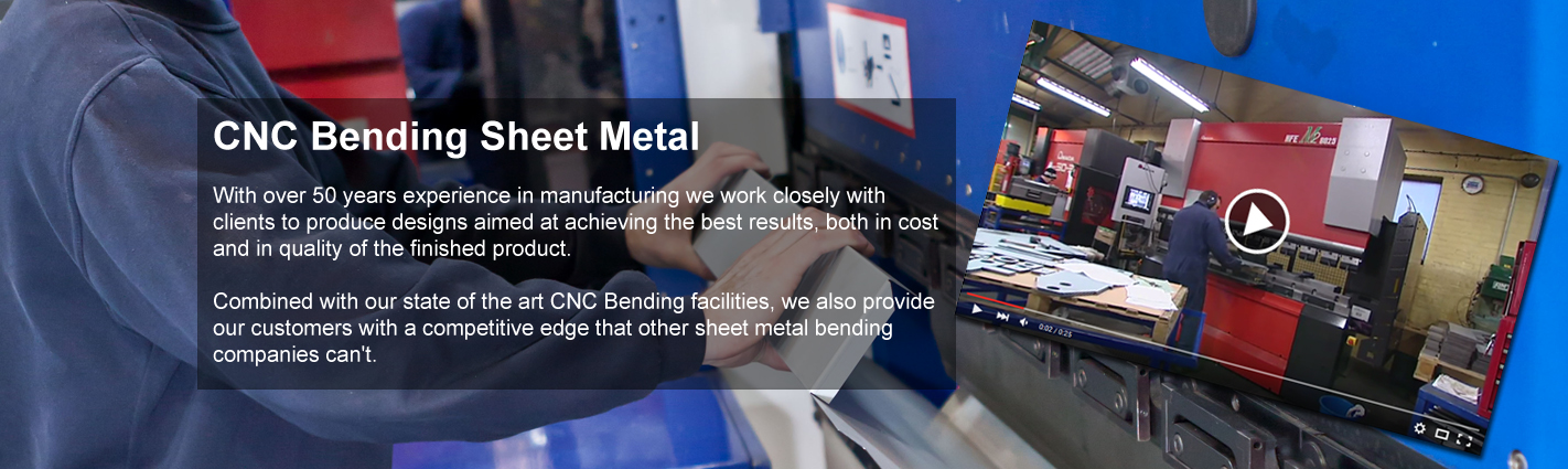 Sheet Metal CNC Services