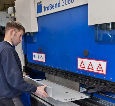 CNC Bending Sheet Metal Operator